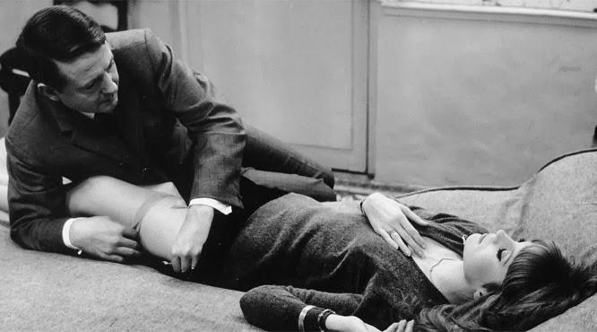 Resultado de imagen de La piel suave de Francois Truffaut