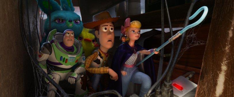 Resultado de imagen de Toy Story 4 de Josh Cooley
